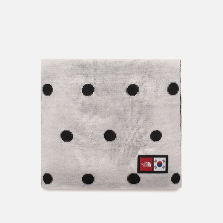 Шарф The North Face IC Novelty Vapour Grey/Dot Print
