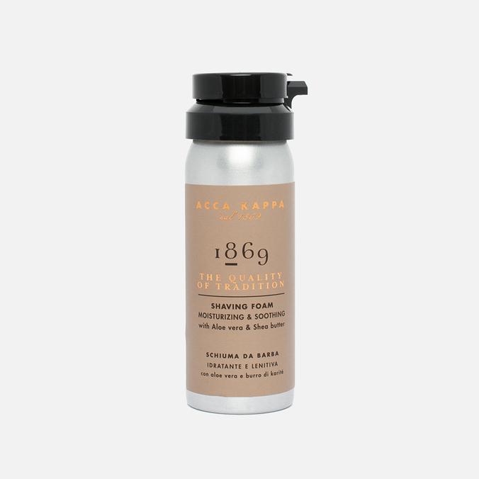 Acca Kappa 1869 Aloe Vera And Shea Butter Shaving Foam 50ml