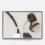 Набор для бритья Acca Kappa 1869 Wenge Wood Pennello E Rasoio фото- 1