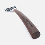 Набор для бритья Acca Kappa 1869 Wenge Wood Pennello E Rasoio фото- 4