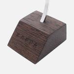 Набор для бритья Acca Kappa 1869 Wenge Wood Pennello E Rasoio фото- 6