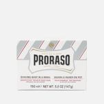 Proraso Sensitive Skin Green Tea And Oatmeal Shaving Soap 150ml photo- 1
