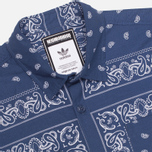 adidas Originals Bandanna Sh Shirt Blue photo- 1