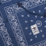 Мужская рубашка adidas Originals x Neighborhood Bandanna Sh Blue фото- 2