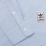 Мужская рубашка adidas Originals x Neighborhood Ox Shirt Blue фото- 4
