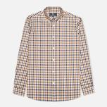 Мужская рубашка Aquascutum Devonshire Club Check Vicuna фото- 0