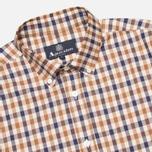 Мужская рубашка Aquascutum Devonshire Club Check Vicuna фото- 1