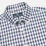 Мужская рубашка Aquascutum Harrowby Blue фото- 1