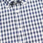 Мужская рубашка Aquascutum Harrowby Blue фото- 2