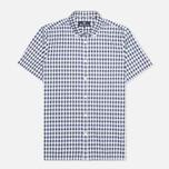 Мужская рубашка Aquascutum Harrowby Blue фото- 0