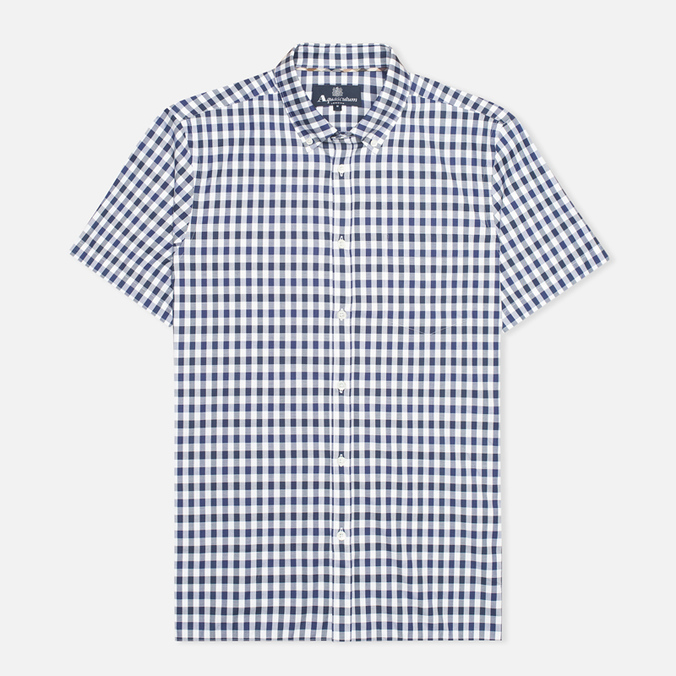 Мужская рубашка Aquascutum Harrowby Blue