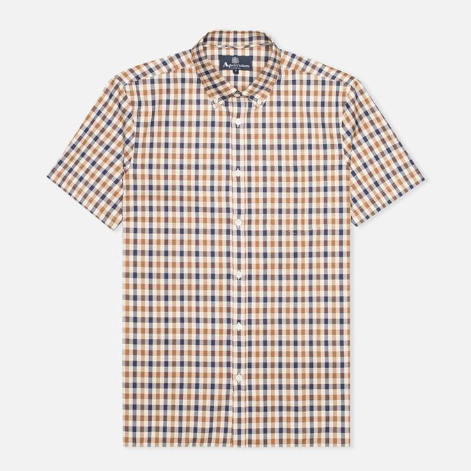 Мужская рубашка Aquascutum Harrowby Vicuna