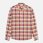 Мужская рубашка Barbour Bernard Red фото- 0