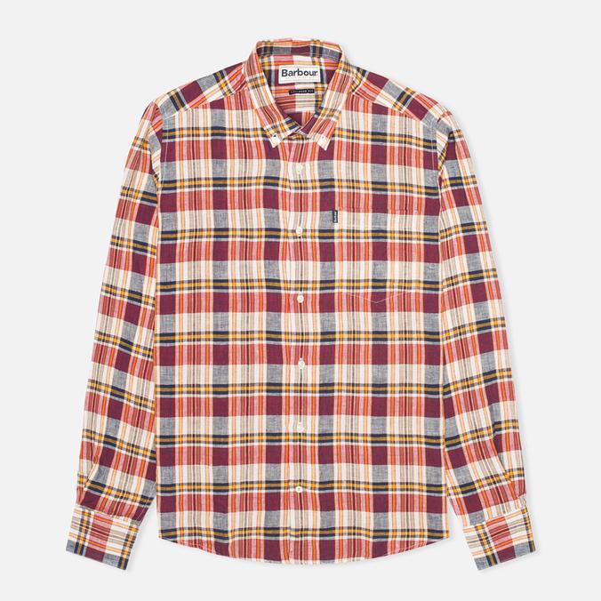 Мужская рубашка Barbour Bernard Red