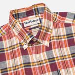 Мужская рубашка Barbour Bernard Red фото- 1