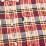 Мужская рубашка Barbour Bernard Red фото- 2
