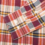 Мужская рубашка Barbour Bernard Red фото- 3