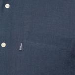 Мужская рубашка Barbour Beswick Navy фото- 6