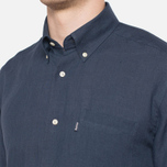 Мужская рубашка Barbour Beswick Navy фото- 5
