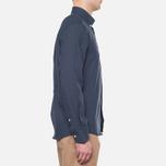 Мужская рубашка Barbour Beswick Navy фото- 1