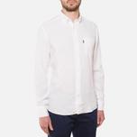 Мужская рубашка Barbour Beswick White фото- 0