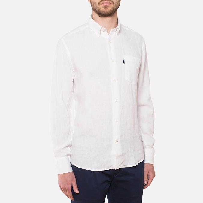 Мужская рубашка Barbour Beswick White
