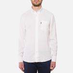 Мужская рубашка Barbour Beswick White фото- 4