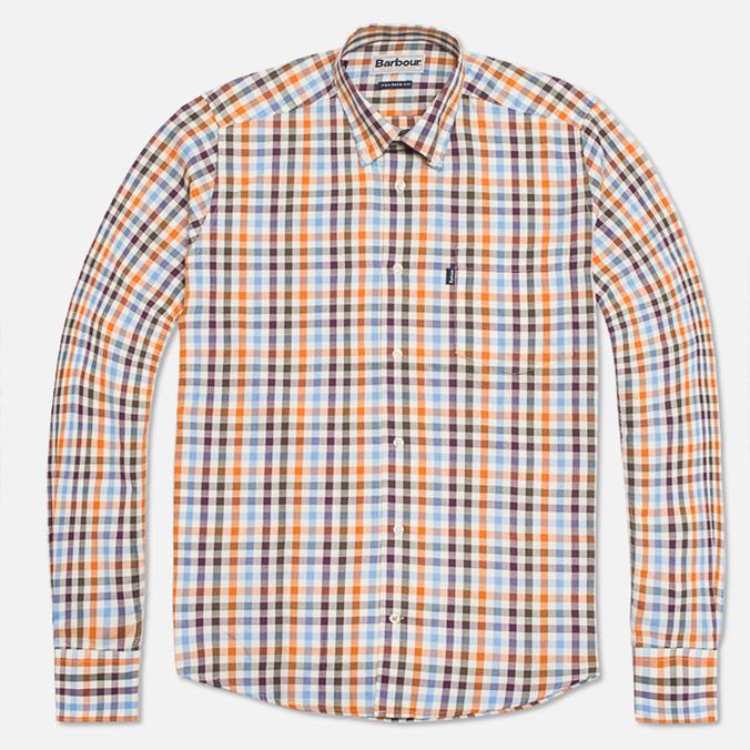 Мужская рубашка Barbour Bibury Amber