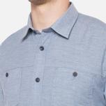 Мужская рубашка Barbour Calver Loch Blue фото- 5