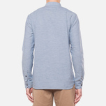 Мужская рубашка Barbour Calver Loch Blue фото- 3