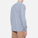 Мужская рубашка Barbour Calver Loch Blue фото- 2