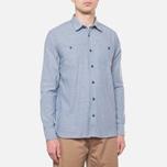 Мужская рубашка Barbour Calver Loch Blue фото- 0