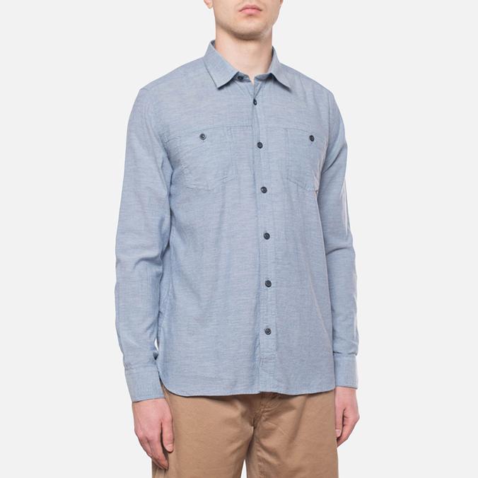 Мужская рубашка Barbour Calver Loch Blue