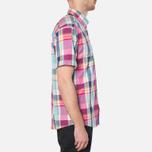 Мужская рубашка Barbour Candlewood Short Sleeve Crimson фото- 1