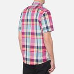 Мужская рубашка Barbour Candlewood Short Sleeve Crimson фото- 2