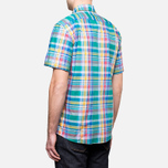 Мужская рубашка Barbour Candlewood Short Sleeve Turf фото- 3