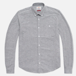 Мужская рубашка Barbour Carew Navy фото- 0