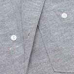 Мужская рубашка Barbour Carew Navy фото- 2
