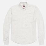 Barbour Carew Shirt White photo- 0