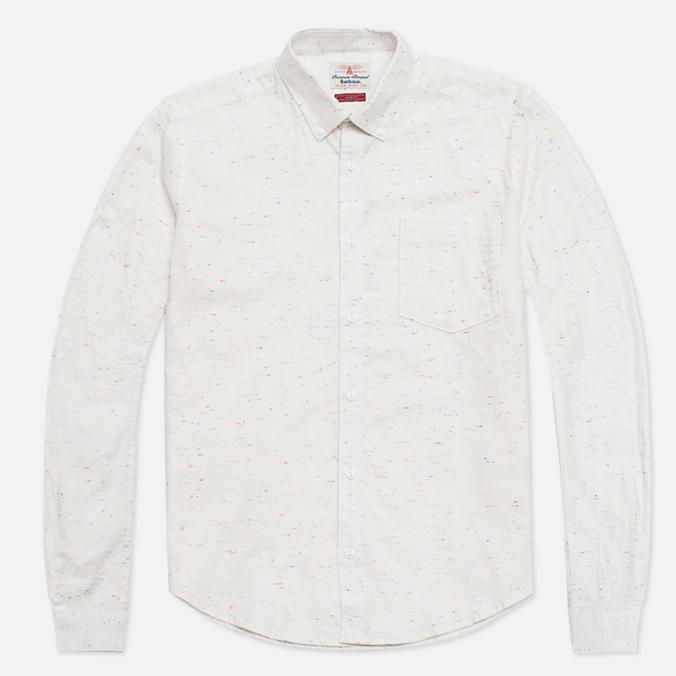 Мужская рубашка Barbour Carew White