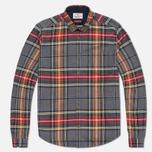 Мужская рубашка Barbour Castleford Grey Marl фото- 0