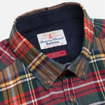 Мужская рубашка Barbour Castleford Grey Marl фото- 1