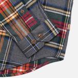 Мужская рубашка Barbour Castleford Grey Marl фото- 3