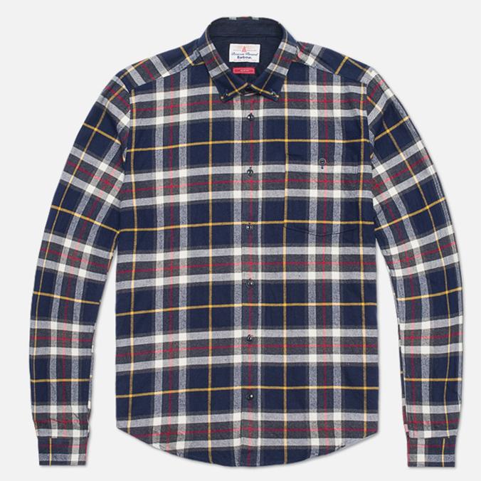 Мужская рубашка Barbour Castleford Navy