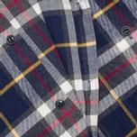 Мужская рубашка Barbour Castleford Navy фото- 2