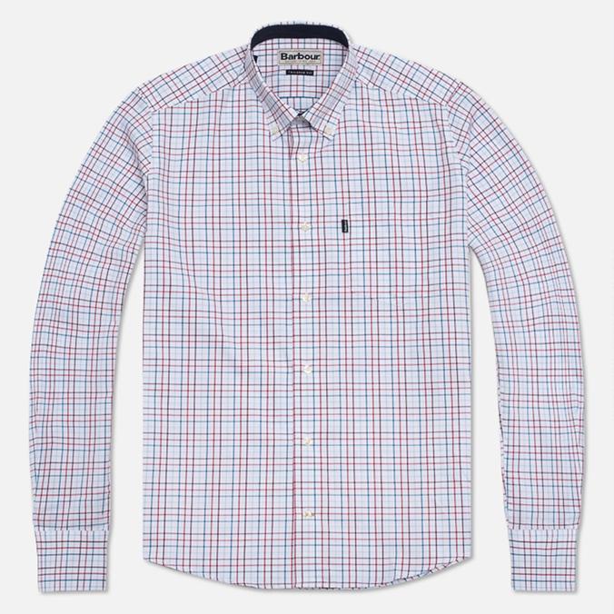 Мужская рубашка Barbour Charles Crimson