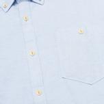 Мужская рубашка Barbour Charles Oxford Blue фото- 2
