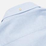 Мужская рубашка Barbour Charles Oxford Blue фото- 5
