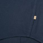 Мужская рубашка Barbour Charles Oxford Navy фото- 4