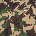 Мужская рубашка Barbour Cowen Camo Green фото- 2